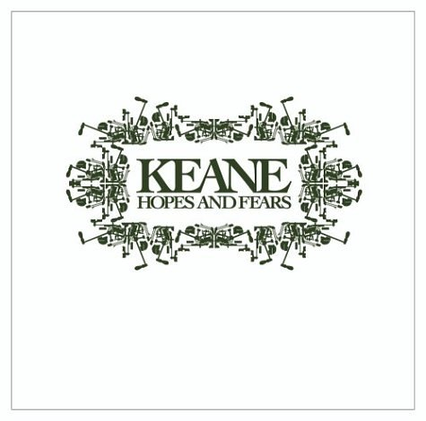 Keane, This Is The Last Time, Piano, Vocal & Guitar