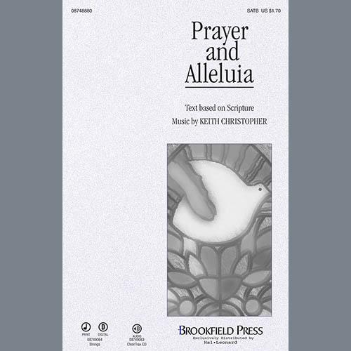 Prayer And Alleluia sheet music