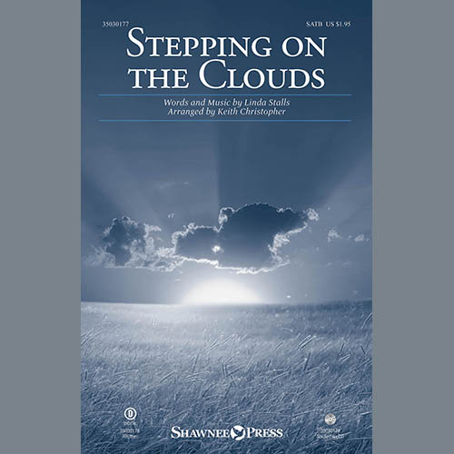 Keith Christopher, Stepping on the Clouds - Bass, Choir Instrumental Pak
