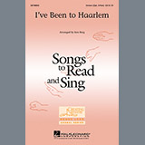 Download Ken Berg 'I've Been To Haarlem' printable sheet music notes, Concert chords, tabs PDF and learn this Unison/Optional 3-Part song in minutes