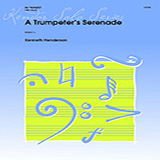 Download Kenneth Henderson A Trumpeter's Serenade - Piano Accompaniment sheet music and printable PDF music notes