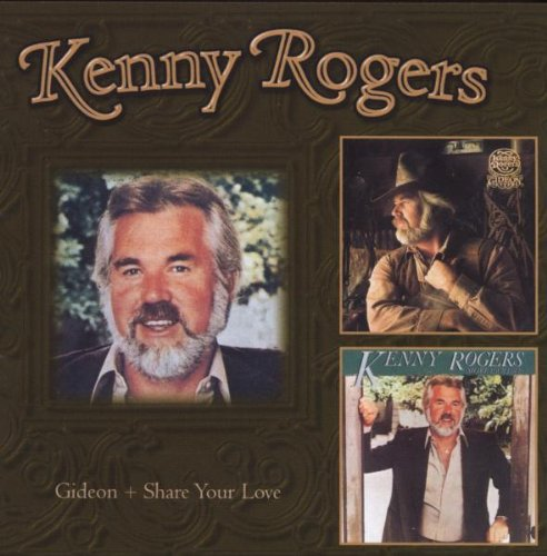 Kenny Rogers, Through The Years, Easy Guitar
