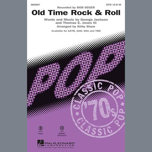 Kirby Shaw, Old Time Rock & Roll, SAB