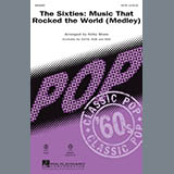 Download Kirby Shaw The Sixties: Music That Rocked The World - Bb Trumpet 2 sheet music and printable PDF music notes