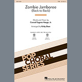 Download Kirby Shaw Zombie Jamboree (Back To Back) - Drums sheet music and printable PDF music notes