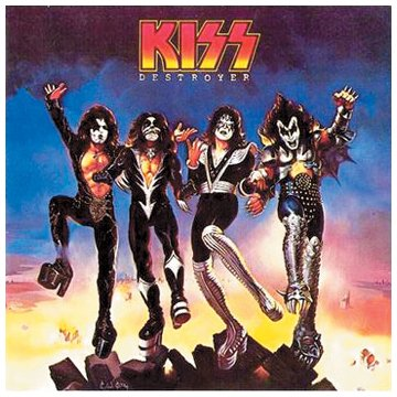 KISS, Shout It Out Loud, Guitar Tab