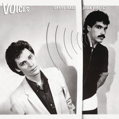 Hall & Oates, Kiss On My List, Keyboard Transcription