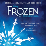 Download Kristen Anderson-Lopez & Robert Lopez For The First Time In Forever (from Frozen: The Broadway Musical) sheet music and printable PDF music notes