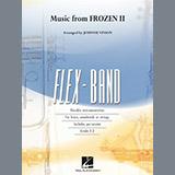 Download Kristen Anderson-Lopez & Robert Lopez Music from Disney's Frozen 2 (arr. Johnnie Vinson) - Pt.2 - Eb Alto Saxophone sheet music and printable PDF music notes