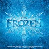 Download Kristen Bell & Santino Fontana 'Love Is An Open Door (from Disney's Frozen)' printable sheet music notes, Pop chords, tabs PDF and learn this Piano song in minutes