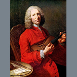 Download Jean-Philippe Rameau La Tambourin sheet music and printable PDF music notes