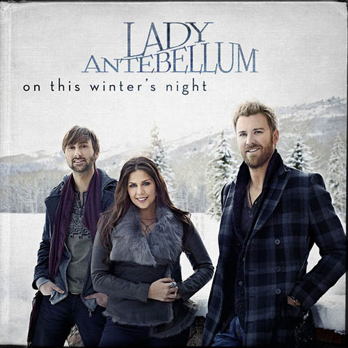 Lady A, Christmas (Baby Please Come Home), Piano, Vocal & Guitar (Right-Hand Melody)