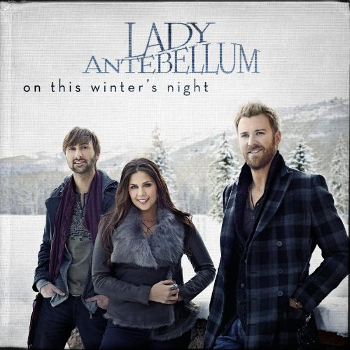 Lady A, I'll Be Home For Christmas, Piano, Vocal & Guitar (Right-Hand Melody)