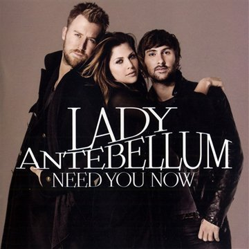 Lady A, Need You Now, Easy Piano