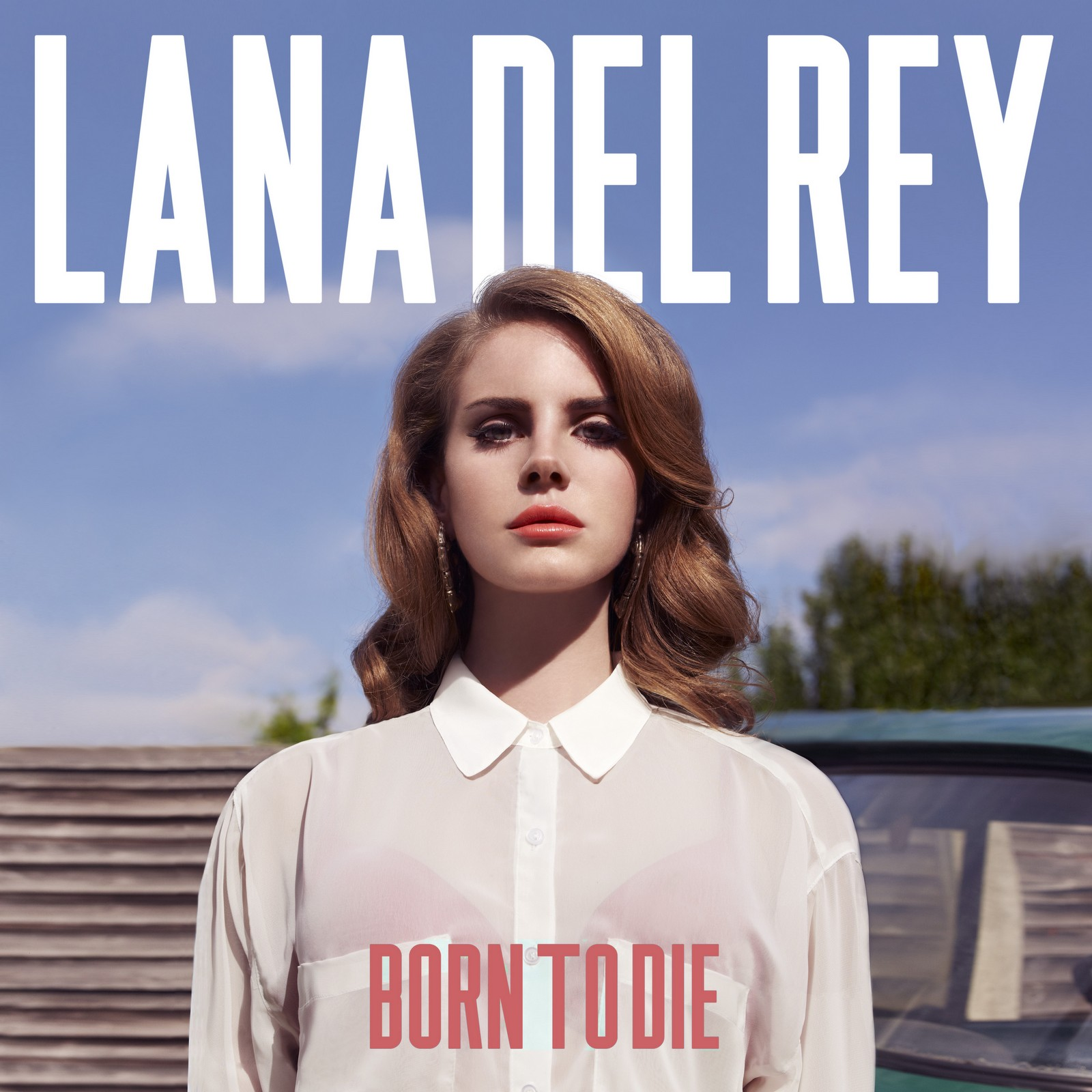 Lana Del Rey, Summertime Sadness, Piano, Vocal & Guitar (Right-Hand Melody)