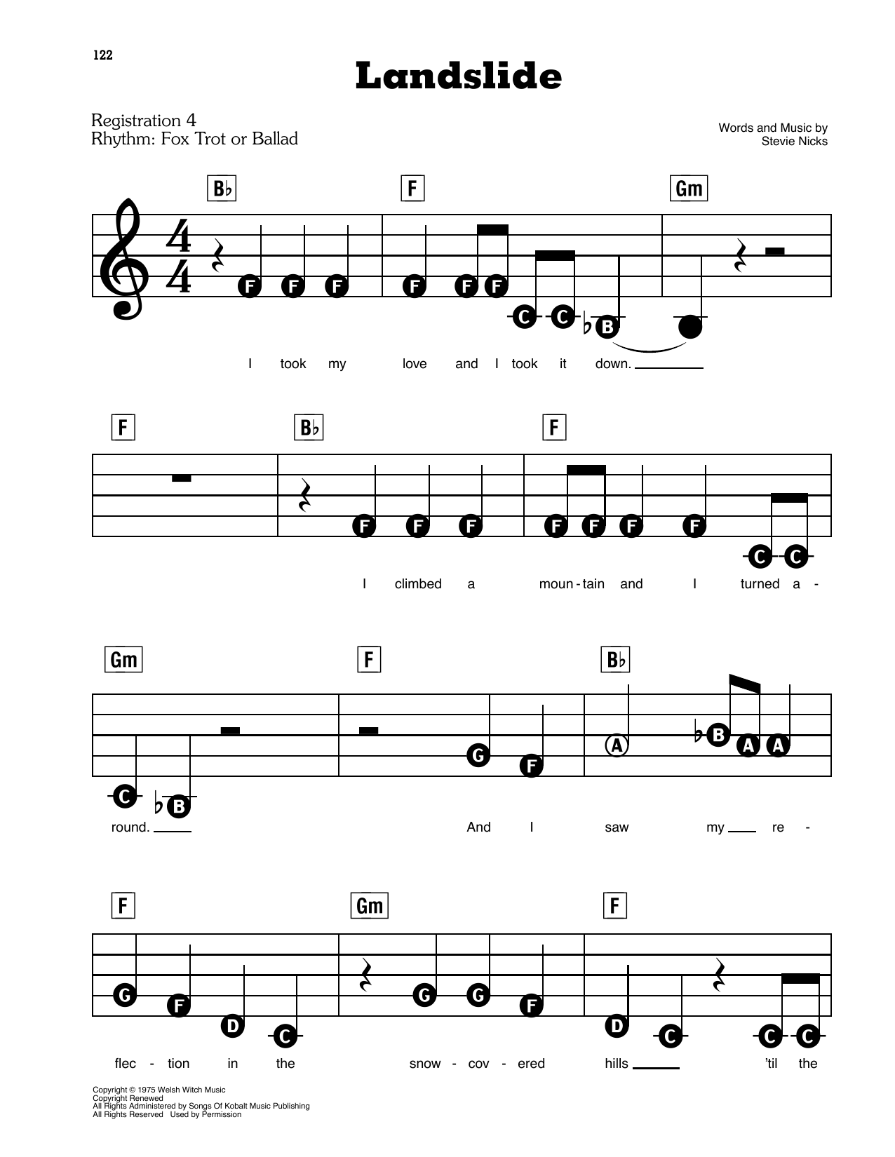 Fleetwood Mac Landslide Song Free Download
