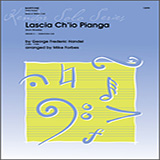 Download Mike Forbes 'Lascia Ch'io Pianga (from Rinaldo) - Baritone B.C.' printable sheet music notes, Classical chords, tabs PDF and learn this Brass Solo song in minutes