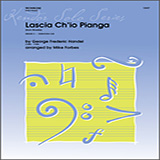Download Mike Forbes 'Lascia Ch'io Pianga (from Rinaldo) - Trombone' printable sheet music notes, Classical chords, tabs PDF and learn this Brass Solo song in minutes