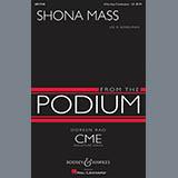 Download Lee R. Kesselman Shona Mass sheet music and printable PDF music notes