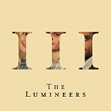 Download The Lumineers 'Left For Denver' printable sheet music notes, Folk chords, tabs PDF and learn this Piano, Vocal & Guitar (Right-Hand Melody) song in minutes