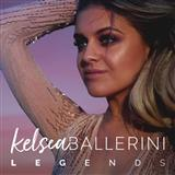 Download Kelsea Ballerini 'Legends' printable sheet music notes, Pop chords, tabs PDF and learn this Piano, Vocal & Guitar (Right-Hand Melody) song in minutes