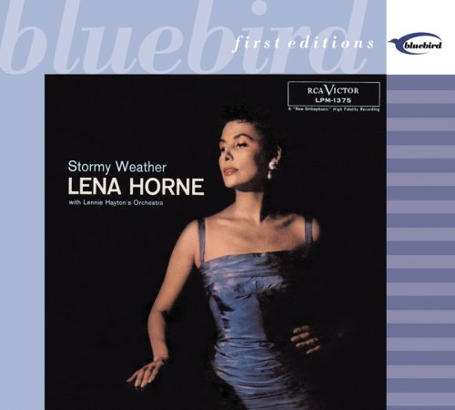 Lena Horne, Stormy Weather (Keeps Rainin' All The Time), Piano, Vocal & Guitar (Right-Hand Melody)