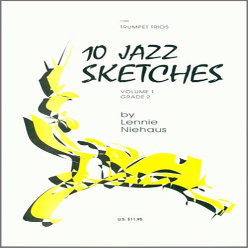 Lennie Niehaus, 10 Jazz Sketches, Volume 1, Brass Ensemble