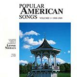Download Lennie Niehaus Popular American Songs, Volume 1 - Full Score sheet music and printable PDF music notes