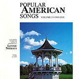 Download Lennie Niehaus Popular American Songs, Volume 2 - Horn In F sheet music and printable PDF music notes