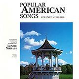 Download Lennie Niehaus Popular American Songs, Volume 2 - Trombone sheet music and printable PDF music notes