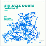 Download Lennie Niehaus Six Jazz Duets, Volume 2 sheet music and printable PDF music notes