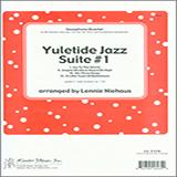 Download Lennie Niehaus Yuletide Jazz Suite #1 - 2nd Eb Alto Saxophone sheet music and printable PDF music notes