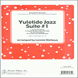 Download Lennie Niehaus Yuletide Jazz Suite #1 - Full Score sheet music and printable PDF music notes