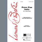 Download Leonard Bernstein Dream With Me (from Peter Pan Suite) (arr. Emily Crocker) sheet music and printable PDF music notes