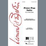 Download Leonard Bernstein Peter, Peter (from Peter Pan Suite) (arr. Emily Crocker) sheet music and printable PDF music notes