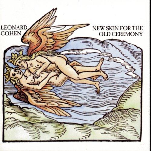 Leonard Cohen, Chelsea Hotel #2, Piano, Vocal & Guitar (Right-Hand Melody)