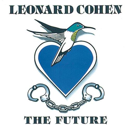 Leonard Cohen, Democracy, Piano, Vocal & Guitar (Right-Hand Melody)