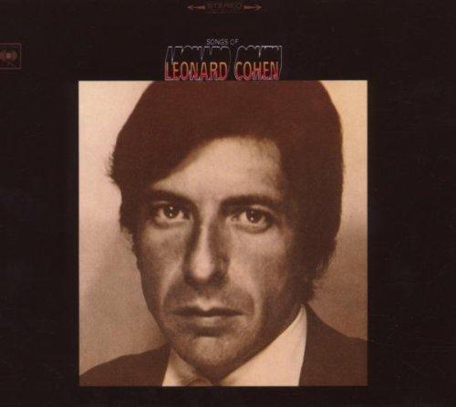 Leonard Cohen, Suzanne, Piano, Vocal & Guitar (Right-Hand Melody)