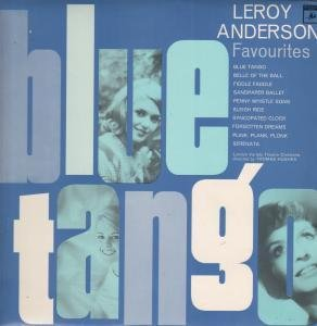 Leroy Anderson, Blue Tango, Piano, Vocal & Guitar (Right-Hand Melody)