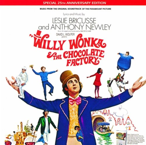 Leslie Bricusse, The Candy Man (from Willy Wonka And The Chocolate Factory), Flute