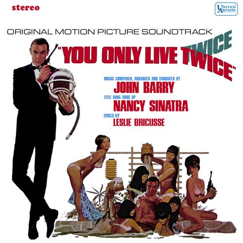 Leslie Bricusse, You Only Live Twice, Piano, Vocal & Guitar (Right-Hand Melody)