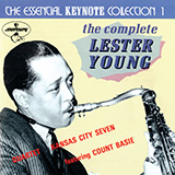 Download Lester Young I Never Knew sheet music and printable PDF music notes