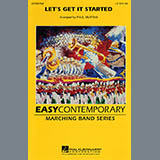 Download Paul Murtha 'Let's Get It Started - Baritone B.C. (Opt. Tbn. 2)' printable sheet music notes, Hip-Hop chords, tabs PDF and learn this Marching Band song in minutes