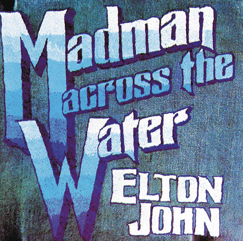 Elton John, Levon, Keyboard Transcription