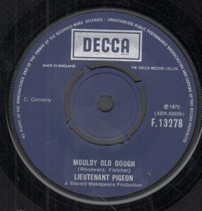 Mouldy Old Dough sheet music
