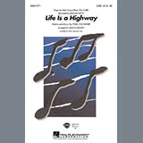 Download Rascal Flatts Life Is A Highway (from Cars) (arr. Alan Billingsley) sheet music and printable PDF music notes