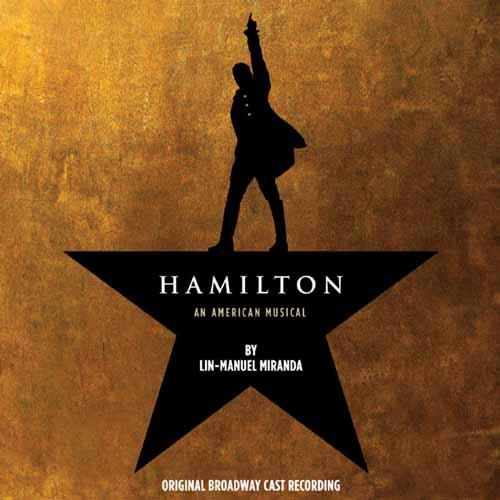 Lin-Manuel Miranda, My Shot (from Hamilton), Piano & Vocal