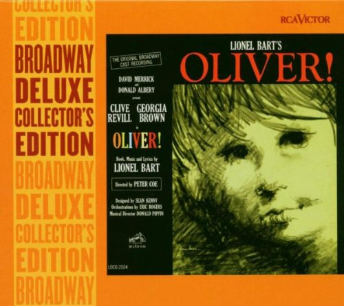 Lionel Bart, Consider Yourself (from Oliver!), Piano