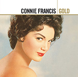 Download Connie Francis 'Lipstick On Your Collar' printable sheet music notes, Standards chords, tabs PDF and learn this Easy Piano song in minutes