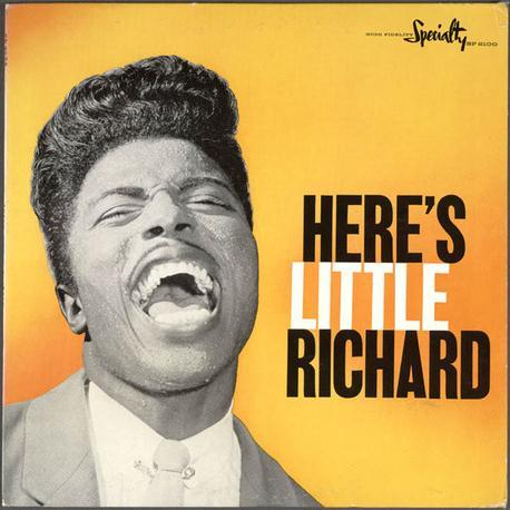 Little Richard, Lucille (You Won't Do Your Daddy's Will), Piano, Vocal & Guitar (Right-Hand Melody)